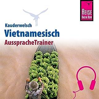 Vietnamesisch (Reise Know-How Kauderwelsch AusspracheTrainer) Titelbild