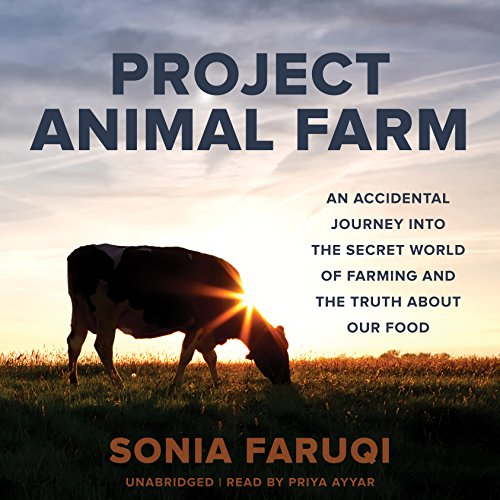 Project Animal Farm audiobook cover art