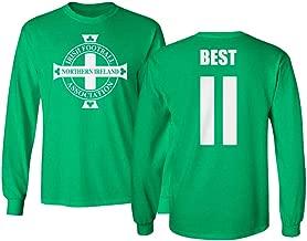 ireland soccer jersey long sleeve