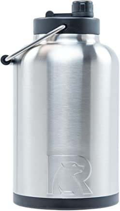featured product RTIC One Gallon Vacuum Insulated Jug,  Stainless