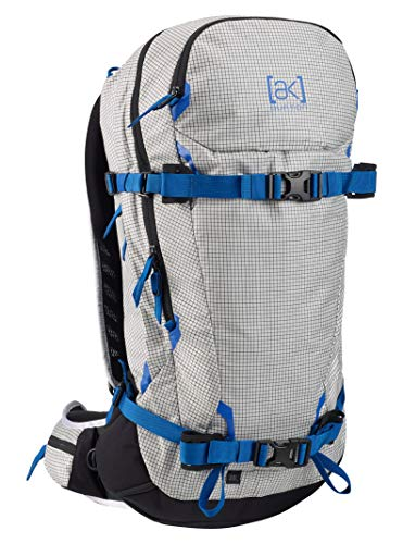 Burton Ak Incline 20L Pack, Stout White Coated Ripstop, One Size