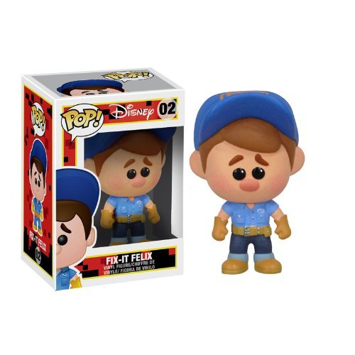 Funko POP! Disney: Rompe Ralph: Fix-It Felix