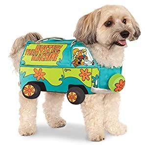 Rubie's Costume Company Scooby-Doo The Mystery Machine Pet Suit