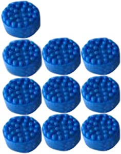 Zahara Keyboard Mouse Stick Point Cap Trackpoint Replacement for DELL E6430 E6530 (Color: Blue) (3pcs)