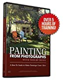 Shelby Keefe: Painting from Photographs: Learn New Skills from a Master, Art Improvement, Art Instruction, Art Education, Become a Better Artist. Video Length: 5+ Hours [DVD]