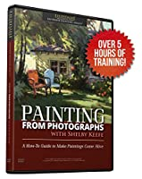 Shelby Keef: 写真から絵を描く: マスターから新しいスキルを学び、アートの改善、アートの指示、アート教育、より良いアーティストになりましょう。 ビデオ長さ:5時間以上 [DVD]