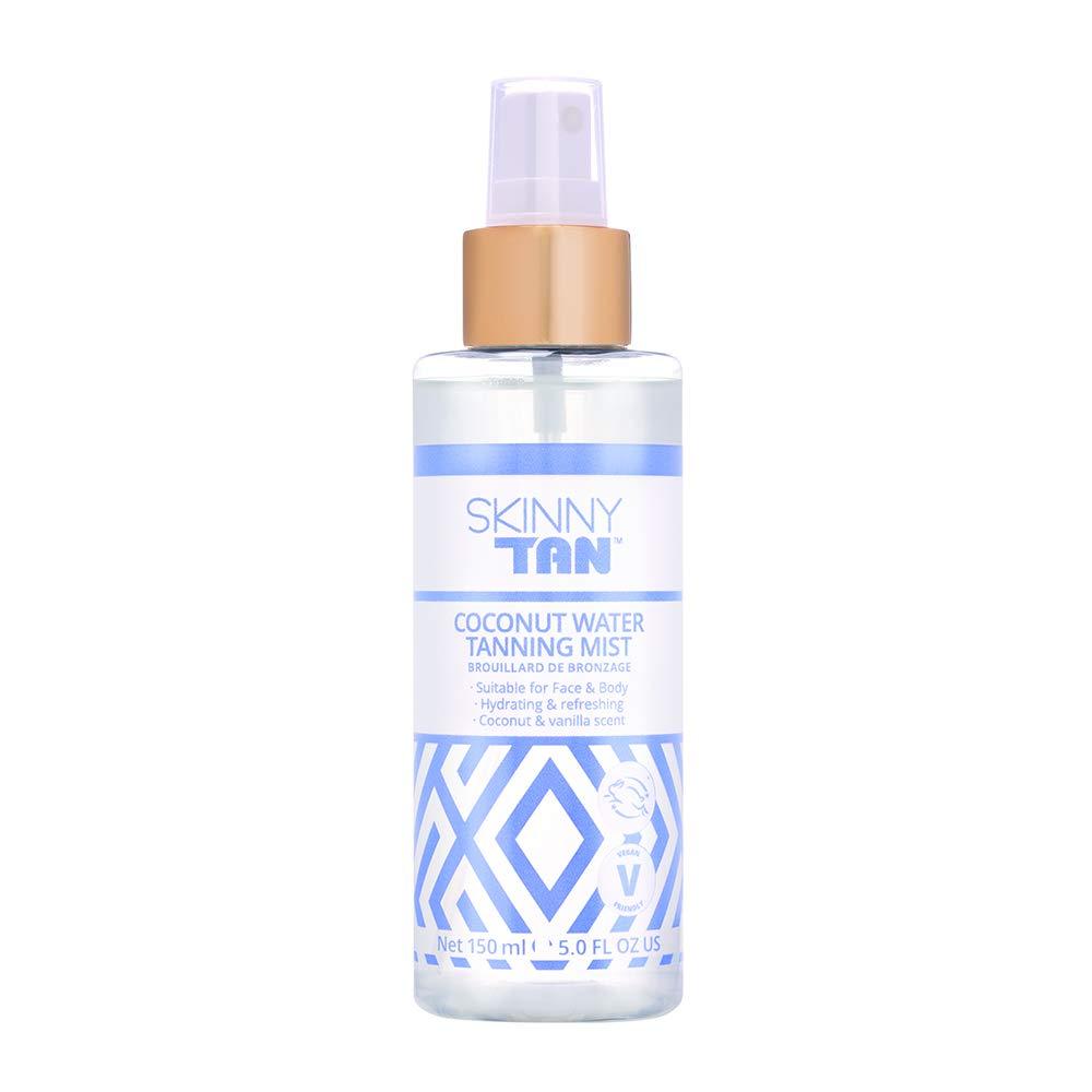 Skinny Tan Coconut Dedication Limited price Water Tanning Redu Hydrating Helps Mist