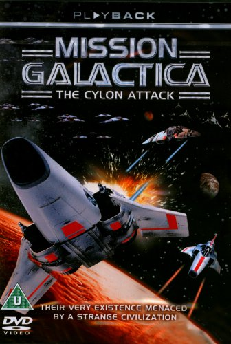 Battlestar Galactica - Mission Galactica (Original Series) [UK Import]