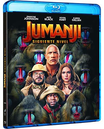 Jumanji: El Siguiente Nivel (BD) [Blu-ray] (Blu-ray)