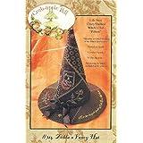ゼルダのファンシーハット - 実物大クレイジーキルト 魔女の帽子 キルト&刺繍パターン #314