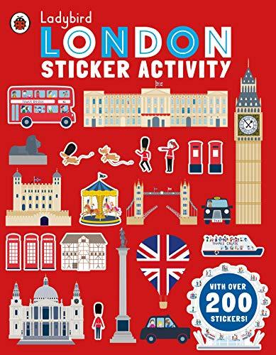 Ladybird London: Sticker Activity