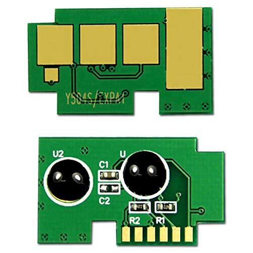 Chip de tóner para Samsung ML-1675 ML-1677 ML-1674 ML-1678 ML-1860 ML-1861 ML-1865 ML-1867 ML-1865W ML-1864 SCX-3200 SCX-3205 D104 (Color : Dom(XAA XAZ XAC))