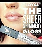 Younique Lucrative Mineral Lipgloss Loyal