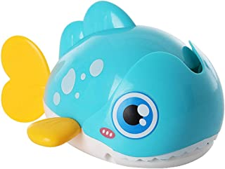 Coxeer Bath Pool Toy Creative Kids Shower Toy Bathtub Water Toy Wind up Toy for Kids