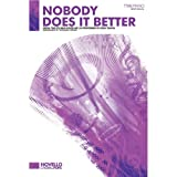 Carly Simon: Nobody Does It Better (The Spy Who Loved Me)–TTBB/Piano. For Chor TTBB,...