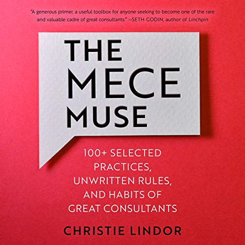 The MECE Muse cover art