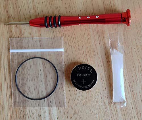 SUUNTO Battery Kit D4 Dive Computer & Screwdriver, New!