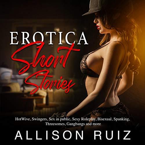 Erotica Short Stories Titelbild
