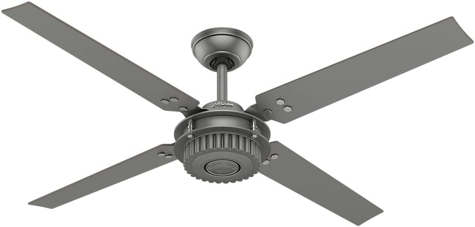 Challenge the lowest price of Japan ☆ Hunter Chronicle Industrial Indoor Outdoor Ceiling with Wa Fan outlet