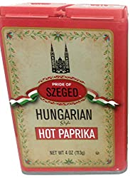 "Hungarian Hot Paprika gives you the flavor you want without the feeling of ""hot."" It's delicious. <a href=""https://www.amazon.com/gp/product/B0000D17A0/ref=as_li_tl?ie=UTF8&amp;camp=1789&amp;creative=9325&amp;creativeASIN=B0000D17A0&amp;linkCode=as2&amp;tag=ris15-20&amp;linkId=45dcf0b7f1a73fee3e3a4857084189fe"" target=""_blank"" rel=""nofollow noopener""><span style=""text-decoration: underline; color: #0000ff;""><strong>Buy it on Amazon today.</strong></span></a>"