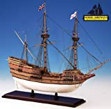 Model Shipways MS2020 Mayflower Wood/Metal Ship Kit - Model Expo