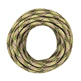 SGT KNOTS Type III Paracord 550-7 Strand Utility Parachute Cord for Crafting, Camping & More (200ft,...