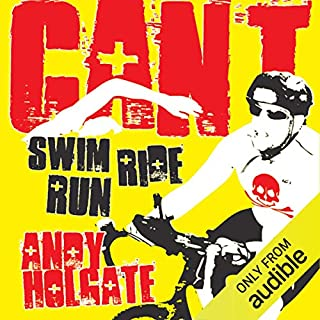 Can't Swim, Can't Ride, Can't Run cover art