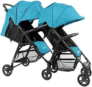 ZOE XL1 Best Tandem Lightweight Travel & Everyday Umbrella Stroller System…