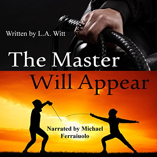The Master Will Appear audiobook cover art