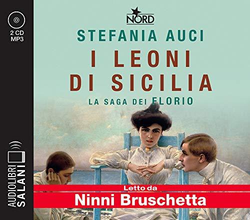 I Leoni di Sicilia - Audiolibro CD MP3