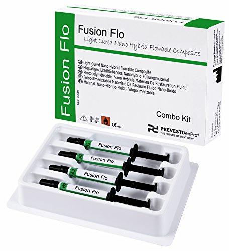 Prevest Denpro Fusion Flo Flowable Dental Composite