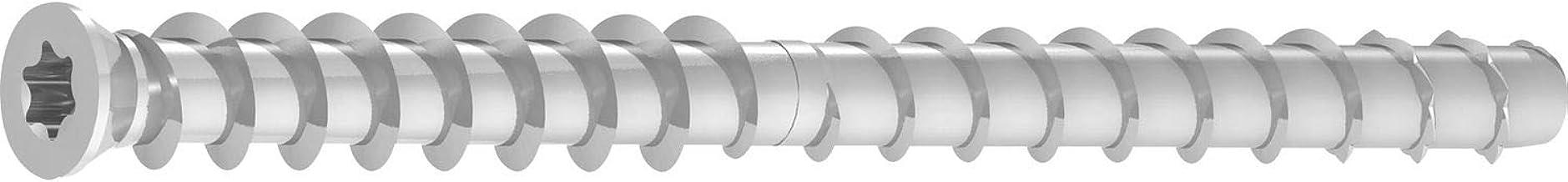 Heco mms TC TX30 hout verbindt betonnen schroef, 48308