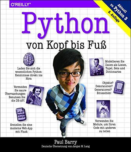 Python von Kopf bis Fuß