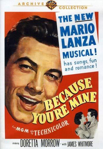 Because Youre Mine [Edizione: Stati Uniti]