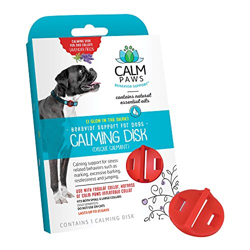 Calm Paws Calming Disk Medallion Dog