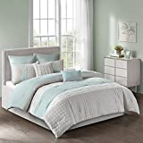 510 DESIGN Tinsley 8 Piece Ultra Soft Quilted Comforter Set...