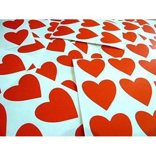 Notebooks & Writing Pads 6 Sheets Love Heart Dot Star Shape Teacher Reward Sticker Labels For Kid Hand Body Sticker Toys