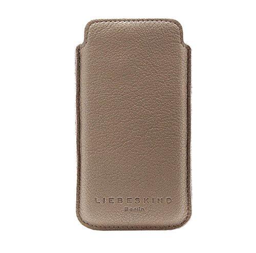 Liebeskind Hülle für iPhone 7 / iPhone 8 Tasche Schutzhülle Vintage Handytasche Stone