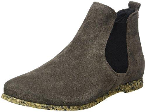 Think! Damen Shua_181035 Chelsea Boots, Grau (Vulcano 20), 39 EU