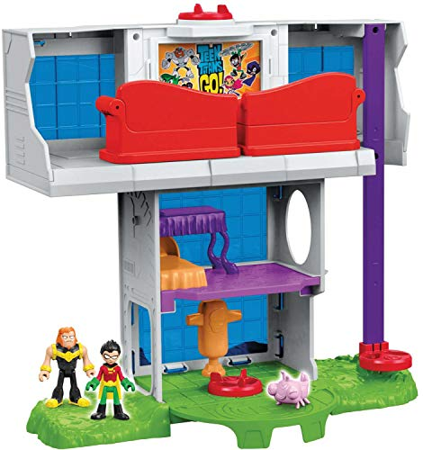 Fisher-Price Imaginext Teen Titans Go! Tower