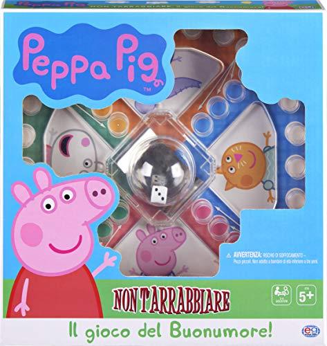 Peppa Pig - 6056253 - Juego en Caja Personalizada, a Partir de 5 años