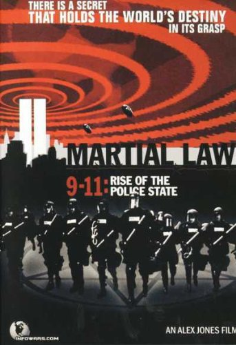 Martial law: 9-11: Rise of the police stale