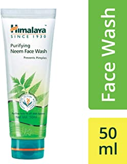 Himalaya Herbals Purifying Neem Face Wash, 50ml