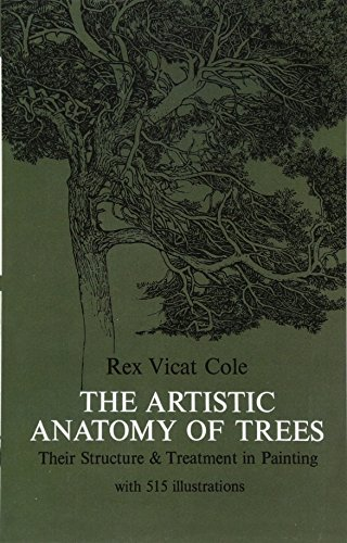The Artistic Anatomy of Trees (Dover Art Instruction)