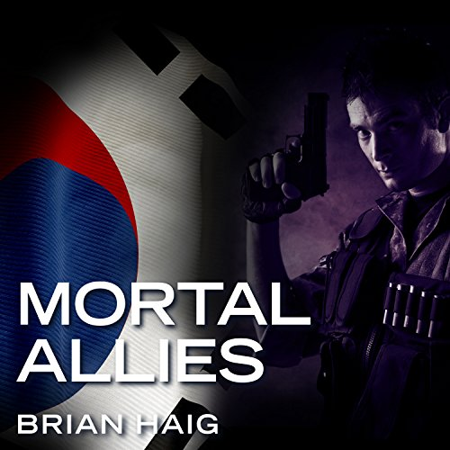 Mortal Allies audiobook cover art