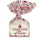 Antica torroneria piemontese tartufo Cocco, Trüffelpralinen, Schokoladen Tartufi Kokosnuss mit Haselnüssen (140g Beutel)