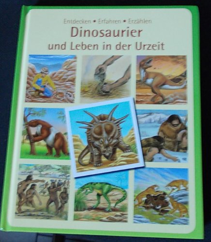 Dinosaurier und Leben in der Urzeit