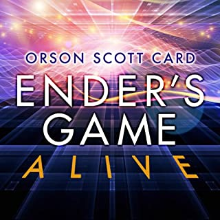 FREE Ender's Game Alive: Chapter 1 cover art