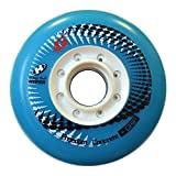 HYPER Des Rueda P. Urban Concrete+G 80-84 4UD patín, Hombre, Cyan (Azul), 80/84