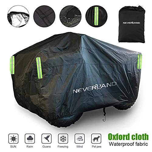 Neverland Waterproof can be considered as Heavy Duty ATV Cover